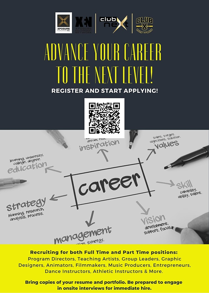 NeXt Level Career Fair image