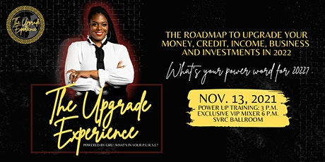 The Upgrade Experience powered by GIRL! What's in your P.U.R.S.E? tickets