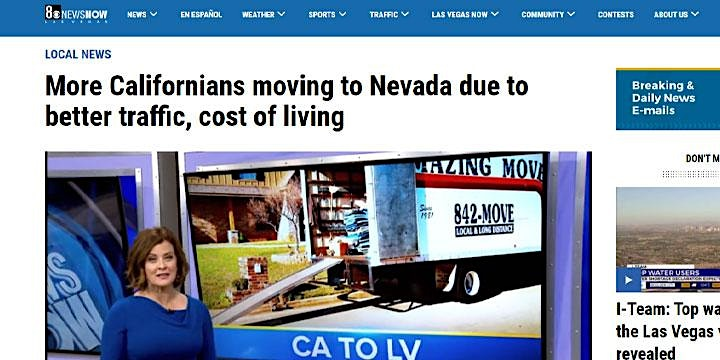 How to buy a home in Las Vegas (Moving to Las Vegas from San Francisco) image