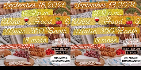 The Melanin Experience  presents : End of Summer Vision Board event tickets