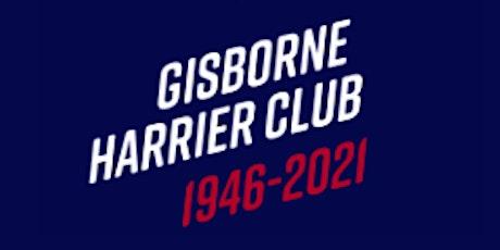 Gisborne Harrier Club 75th Anniversary tickets