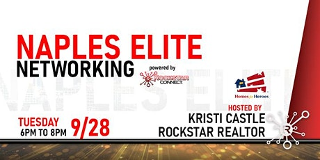 Free Naples Elite Networking Event by Kristi Castle (September) tickets
