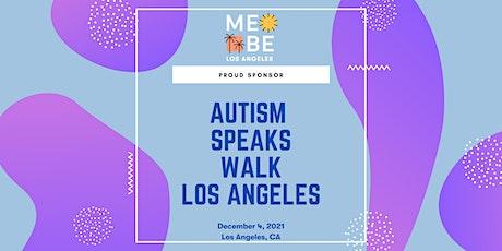 MeBe at the Autism Speaks Walk Los Angeles billets