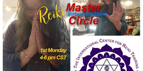 Reiki Master Group/Circle tickets