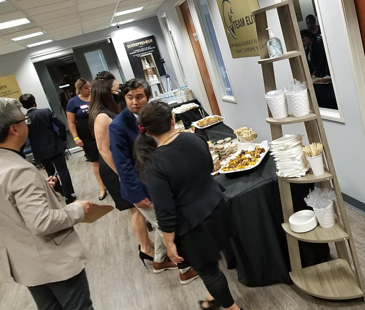 October 2021 Business Networking image