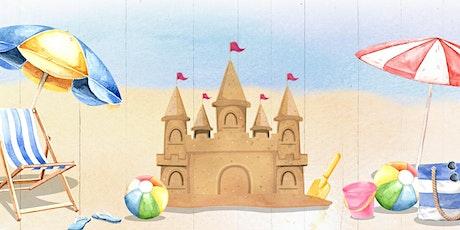 Magic Sand Sculpting tickets