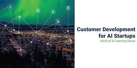 Customer Development for AI Startups tickets