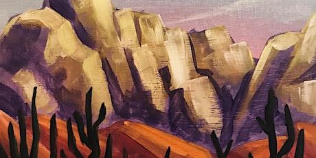 "Painting & Brews - ""Living Desert"" tickets"