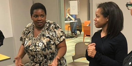 DEI Workshop: Having Difficult Conversations About Race tickets
