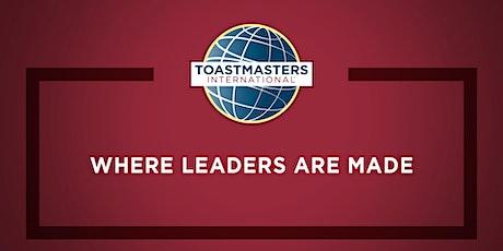 Raconteurs Toastmasters Club billets