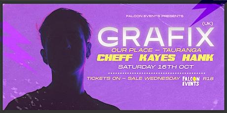 Grafix (UK) | The Mount tickets