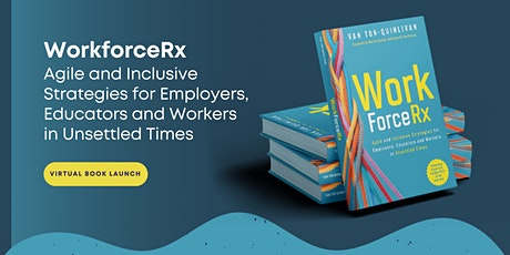 WorkforceRx Virtual Book Launch: Chapter 7 and 8 tickets