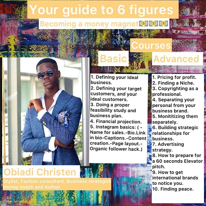 YOUR GUIDE TO EARNING 6 FIGURES image