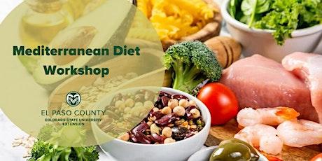 Mediterranean Diet Online Workshop tickets