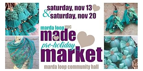 Marda Loop MADE Holiday Market (Nov 20) tickets