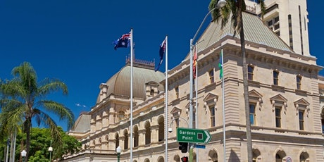Dinner at Parliament House  - Hosted by Parkinson's Queensland tickets