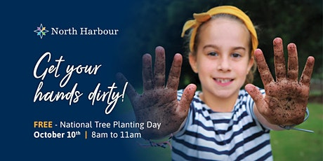 North Harbour Tree Planting Day tickets