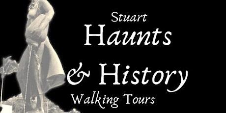 Stuart Haunts & History Ghost Tour tickets