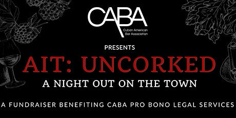 CABA's  AIT: A Night on the Town- Presented by Claims Investigation Agency tickets