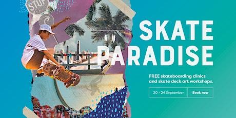Skate Paradise tickets