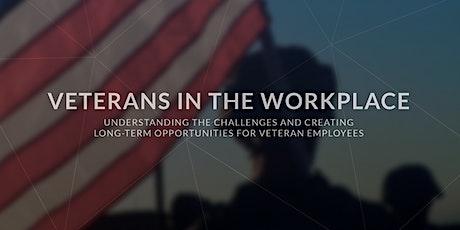 Central Valley Veterans Strategic Hiring Event tickets