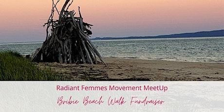 Bribie Beach Walk Fundraiser tickets