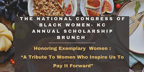 NBCW-KC Annual Scholarship Brunch tickets