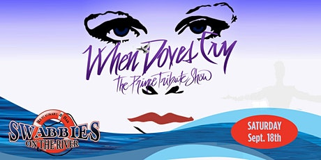 When Doves Cry: Saturday, 9/18 - The Prince Tribute Show tickets