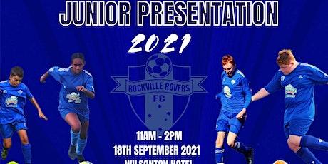 Rockville Rovers FC Junior Presentation Lunch tickets