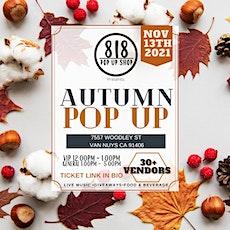 Autumn Pop Up tickets