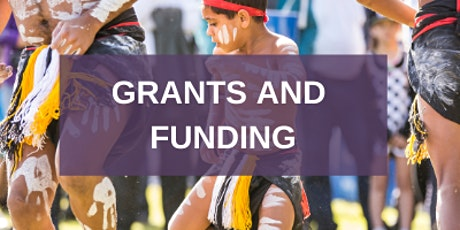 Grants Information Session tickets
