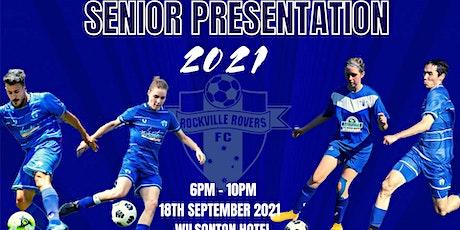 Rockville Rovers FC Senior Gala tickets