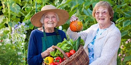 Spring into gardening: Active Ageing Through Gardening tickets