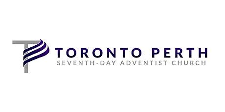 Toronto Perth  SDA Sabbath Service Registration tickets