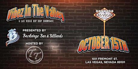 4th Annual: VIBEZ IN THE VALLEY [A Las Vegas hip-hop showcase] tickets