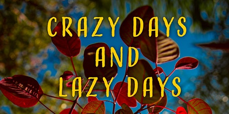 THEATRE 180 presents 'Crazy Days & Lazy Days' by Jenny Davis tickets