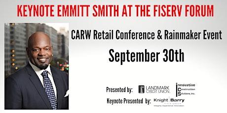 CARW Rainmaker & Retail Event Featuring Emmitt Smith tickets