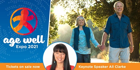 Age Well Expo 2021 tickets