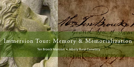 Immersion Tour: Memory & Memorialization tickets