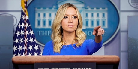 Kayleigh McEnany at TXST tickets