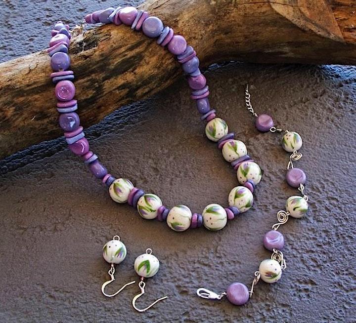 Beautiful Beads: with Jane Lidbetter image