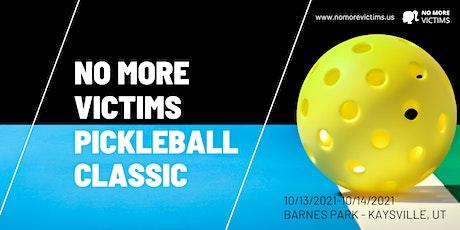 No More Victims Pickleball Classic tickets