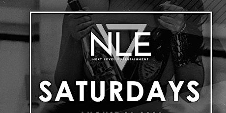 NLE Saturdays at FLUXX tickets