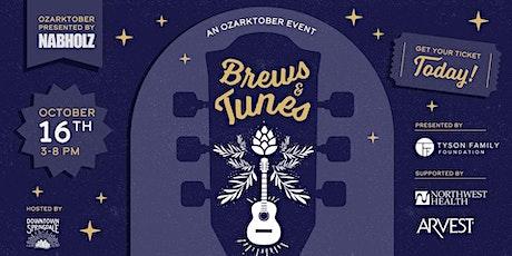 Ozarktober Brews & Tunes tickets