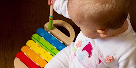 TODDLER Musical Movement Class - Free Trial tickets