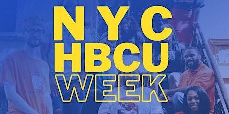The HBCU Hub Presents NYC HBCU Week 2021 tickets