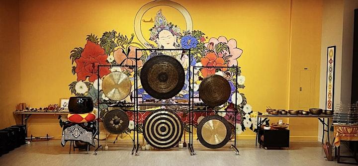 Meditation & Yoga Nidra & Sound & Energy Healing Event image