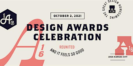 A16 Design Awards Celebration tickets