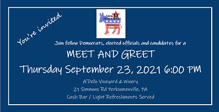 Area 15 Democrats Meet & Greet tickets