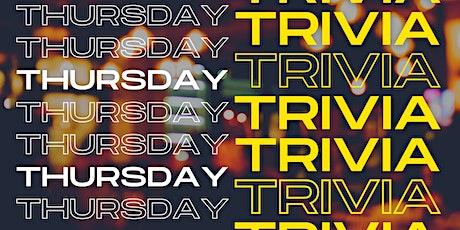 Thursday Trivia at The Pony tickets